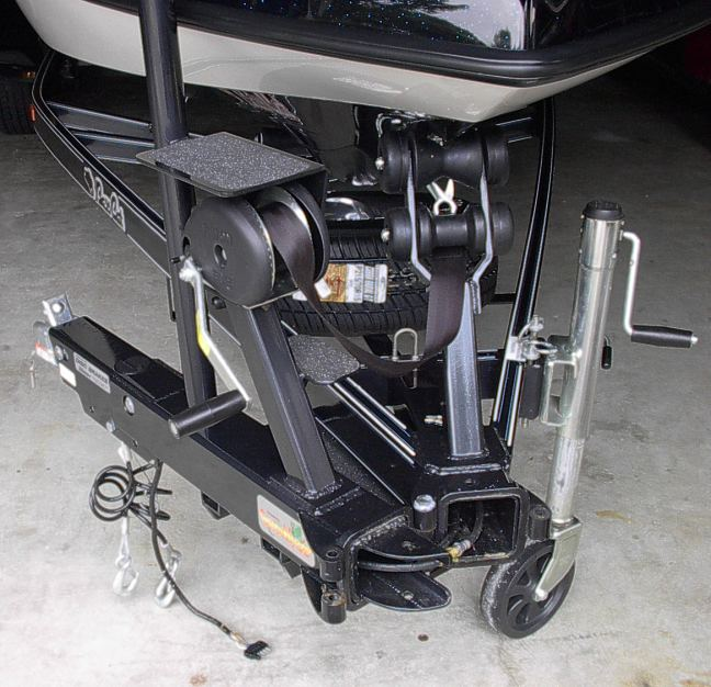 Step Boat Trailer Steps Motorcycle Review And Galleries